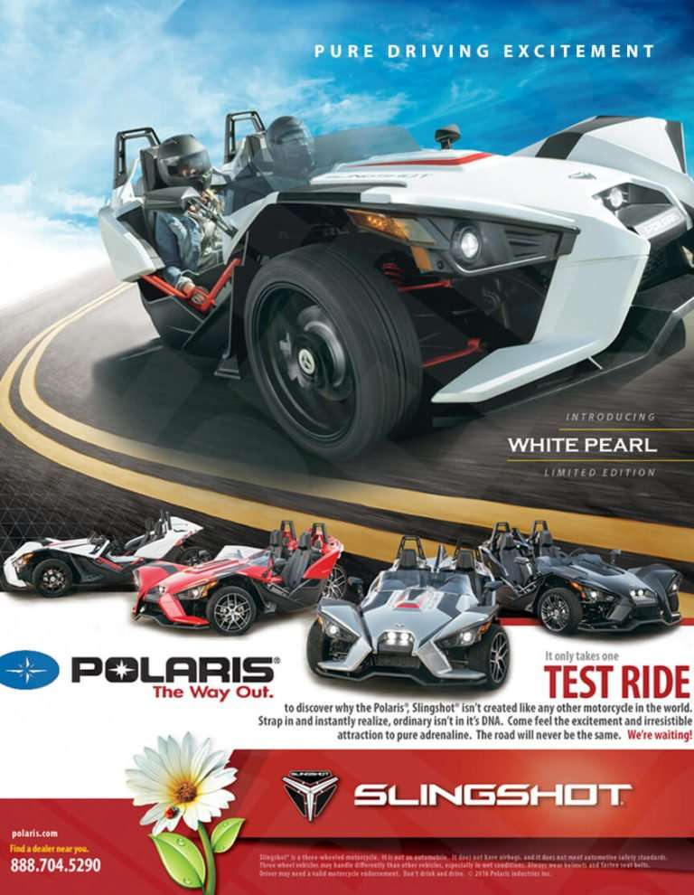 polaris slingshot inkcredible ad