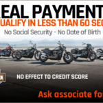 Harley Davidson Real Payments Pre-Qualify Now No Social Security No Date of Birth