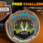 Harley Davidson Free Challenge Coin Inkcredible Design