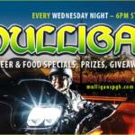 Mulligan's Bike Nights & IC LIght Promo Inkcredible Design
