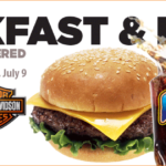 Harley Davidson Free Breakfast Free Lunch Inkcredible Design