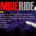 Harley Davidson Zombie Ride Inkcredible Ride
