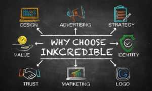 Why Choose Inkcredible As Your Pittsburgh Graphic Designer