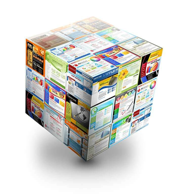 quality website design requires solving a rubiks cube of marketing objectives