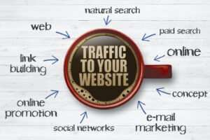 increase your website traffic